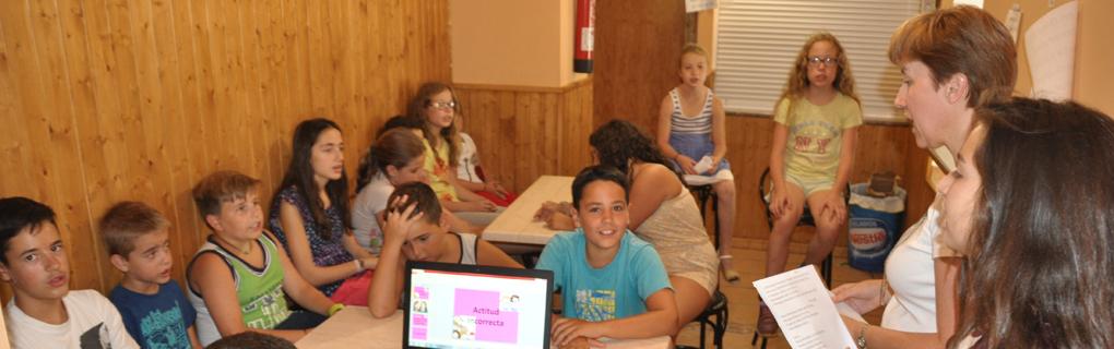 Escuela Bíblica para niños